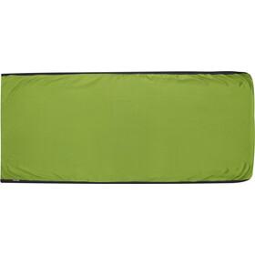 Sea to Summit Silk Stretch Liner Largo, verde